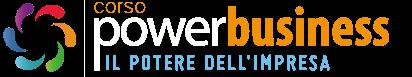 power business logo - Brainitaly